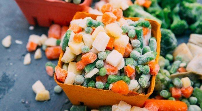 Keine frische Lebensmittel? | Sind Tiefkühl Früchte & Gemüse gut für dich?