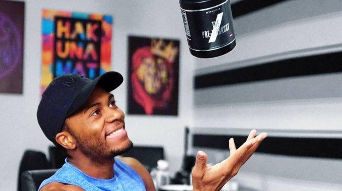 Workout von zu Hause aus | TJ Gordon's Brust Home Workout für Muskelwachstum