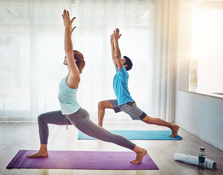Meine Home Workouts sind weniger intensiv als im Gym - Sollte ich Pausentage einlegen? | Deine Fragen beantwortet