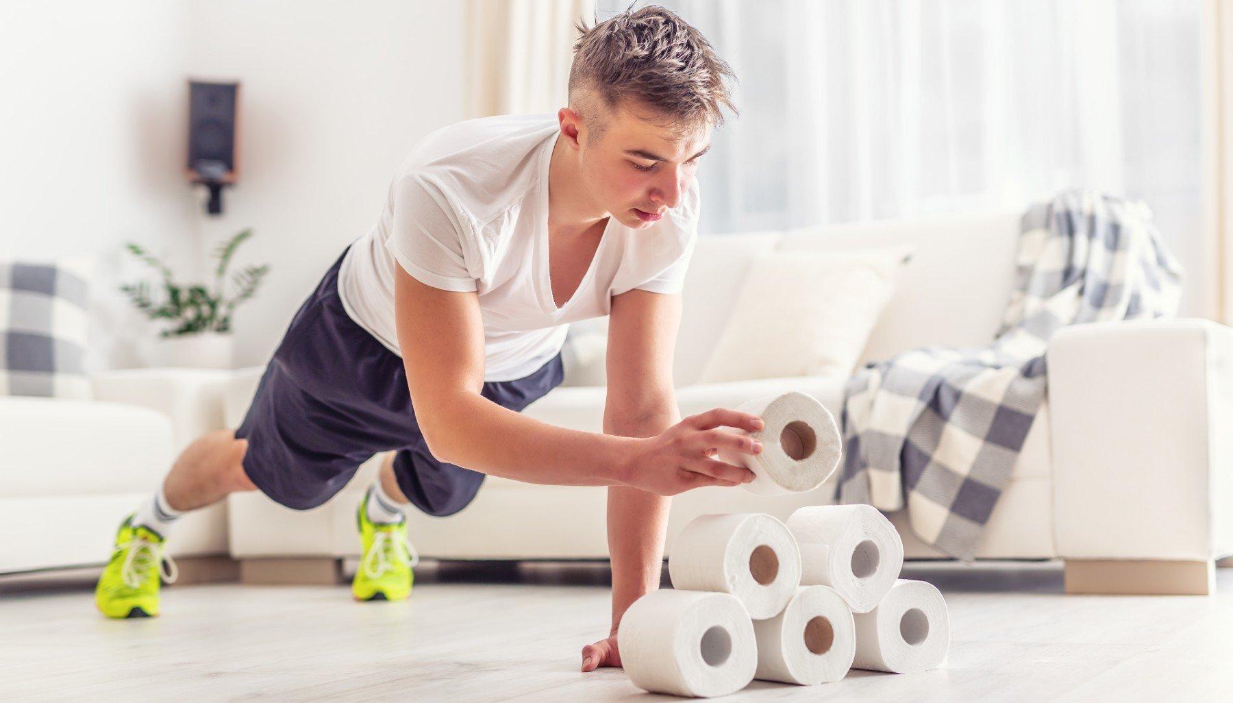 10 absolut nachvollziehbare Home Workout Memes