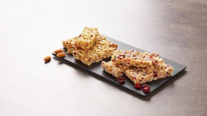 Proteinreiche Frühstücksriegel Zweierlei | Gesunde Snacks fürs Home Office