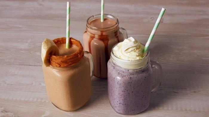 Protein Shakes zum Zunehmen