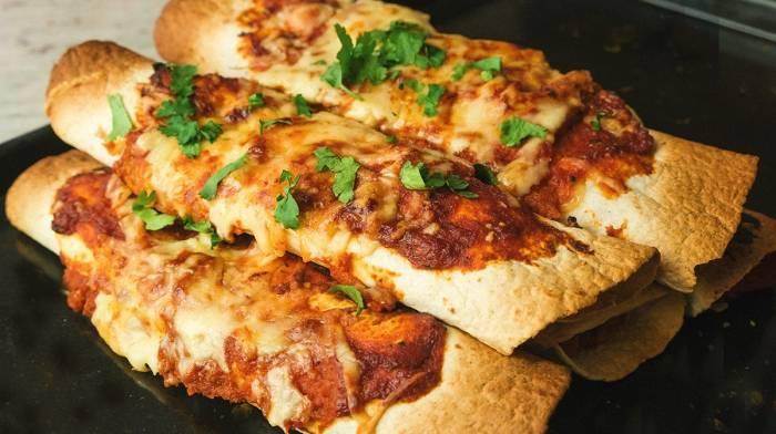 Hähnchen Enchilada Meal-Prep