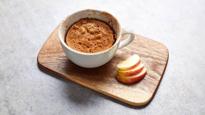 Protein Tassenkuchen Rezepte | 5 süße & einfache Ideen