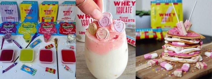 4 süße Protein Rezepte, ausprobiert & getestet von euch #SweetGains