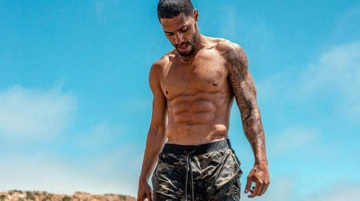 Trainiere den Oberkörper, wie dieser amerikanische Stuntman | Training von zu Hause