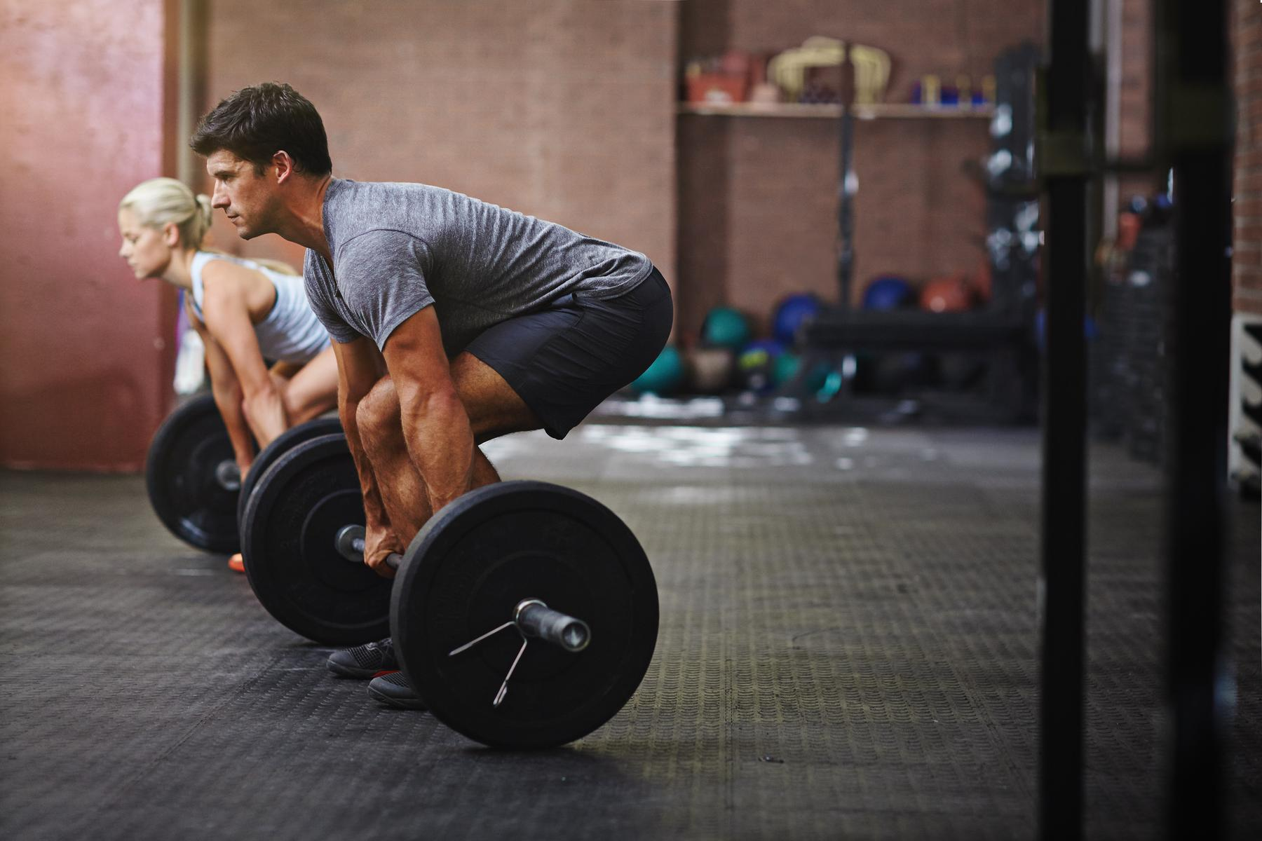 Langhantel-Workout | 16 Langhantel-Übungen, um Kraft aufzubauen und den Körper zu straffen