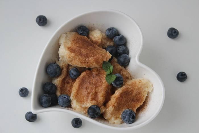 Proteinreiche Quarknocken | Ein himmlisches Dessert für Zwischendurch