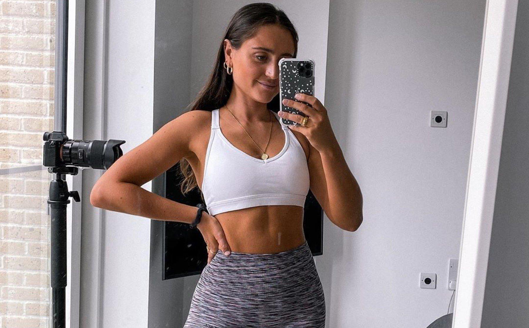 Trainiere HIIT wie Annie Openshaw | Trainingszirkel für den Oberkörper