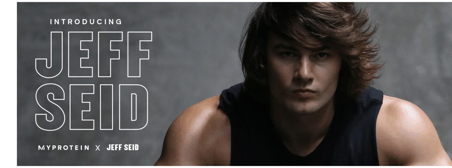 Jeff Seid | Seine Motivation, um ein Natural Pro Bodybuilder zu werden & sich Team Myprotein anzuschließen