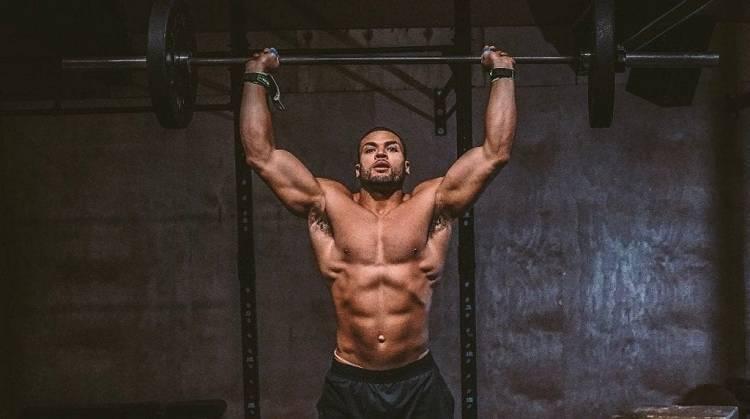 Der Lockdown hat ihm seine Wettkampfchance gestohlen | Zack George UK's fittester Mann | On The Wall - Episode 1
