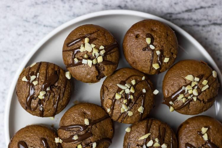 Protein Haferflocken Muffins | Gesunder Snack für Zwischendurch