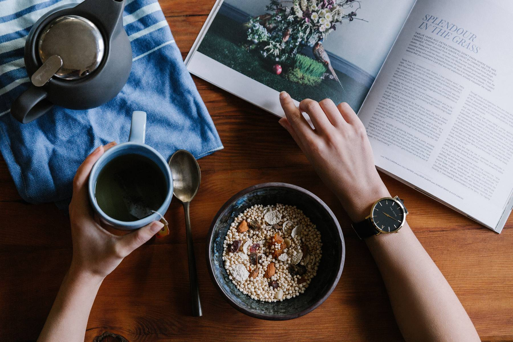 Deine neue Morgenroutine | 5 Tipps, um deine Stimmung & Achtsamkeit zu steigern