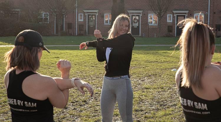 Wie diese alleinerziehende Mutter ihr Leben durch Fitness transformiert hat | Everyday Athletes