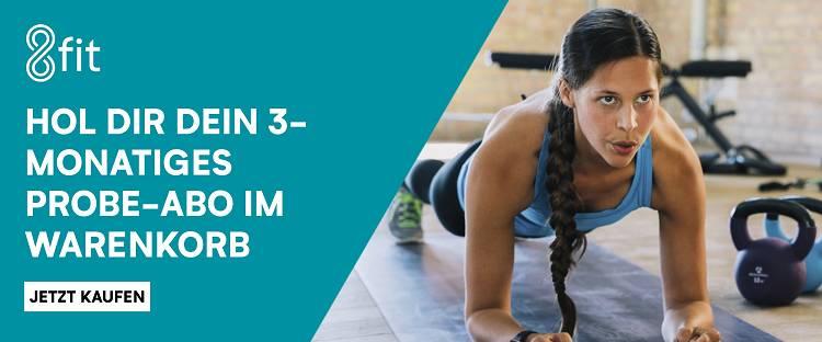 Das 32 Minuten Kurzhantel-Workout von 8fit | Baue deinen Bizeps auf