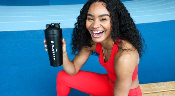 Laufe wie eine Olympionikin | Sprint & Power Workout mit Imani-Lara Lansiquot