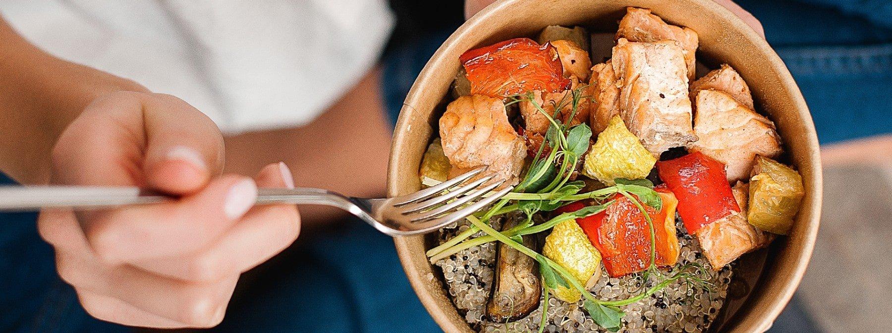Bleibe gesund während des Lockdowns mit diesem 7-tägigen Ernährungsplan