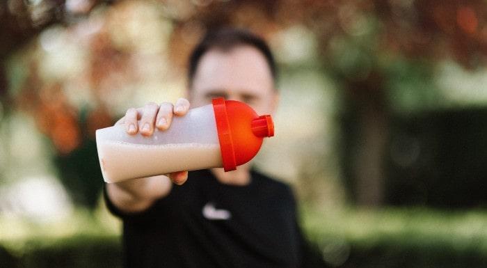 Vorteile von Protein Shakes vor dem zu Bett gehen