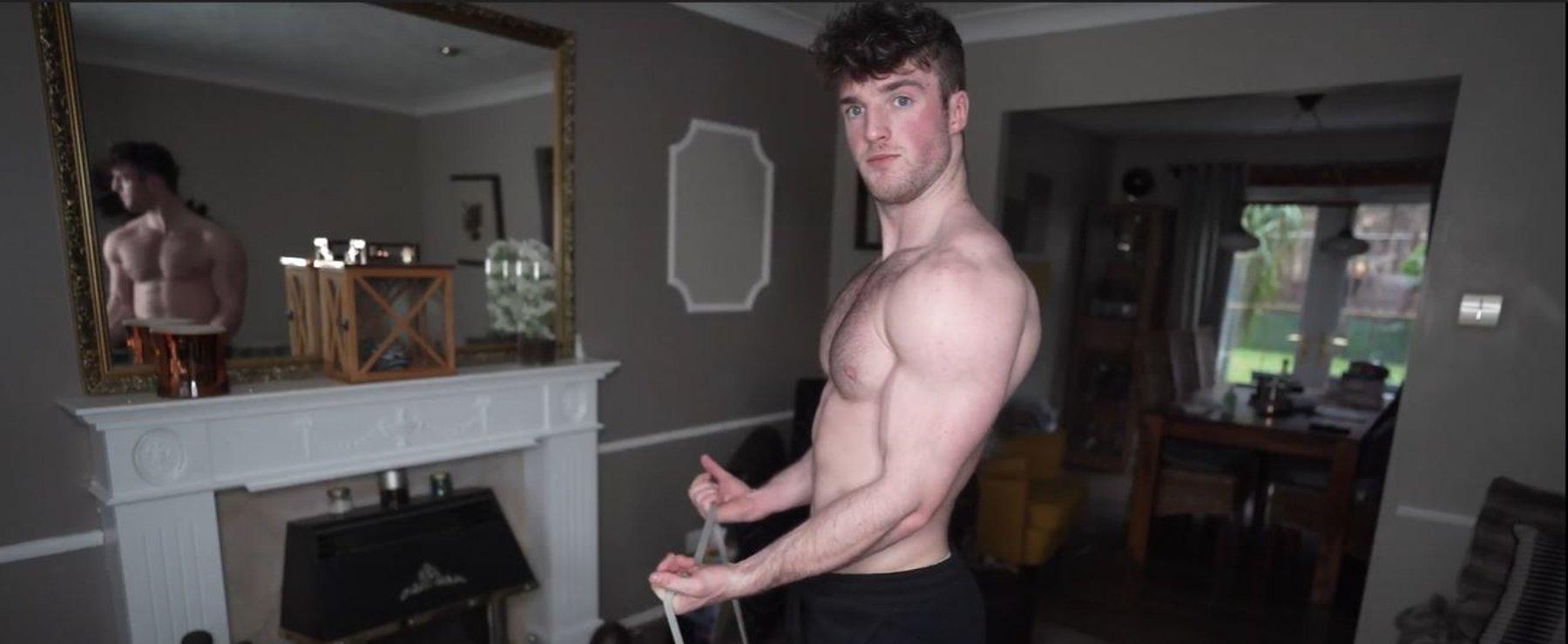 Probiere dieses Oberkörper-Workout von PT Reece Williamson
