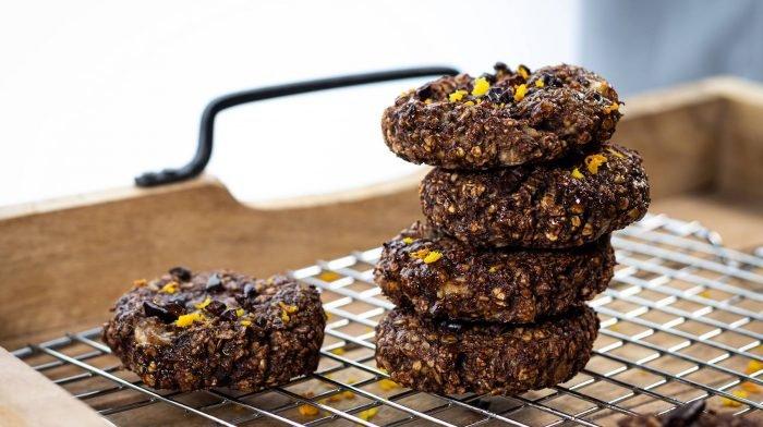 Gesunde Kakao Cookies