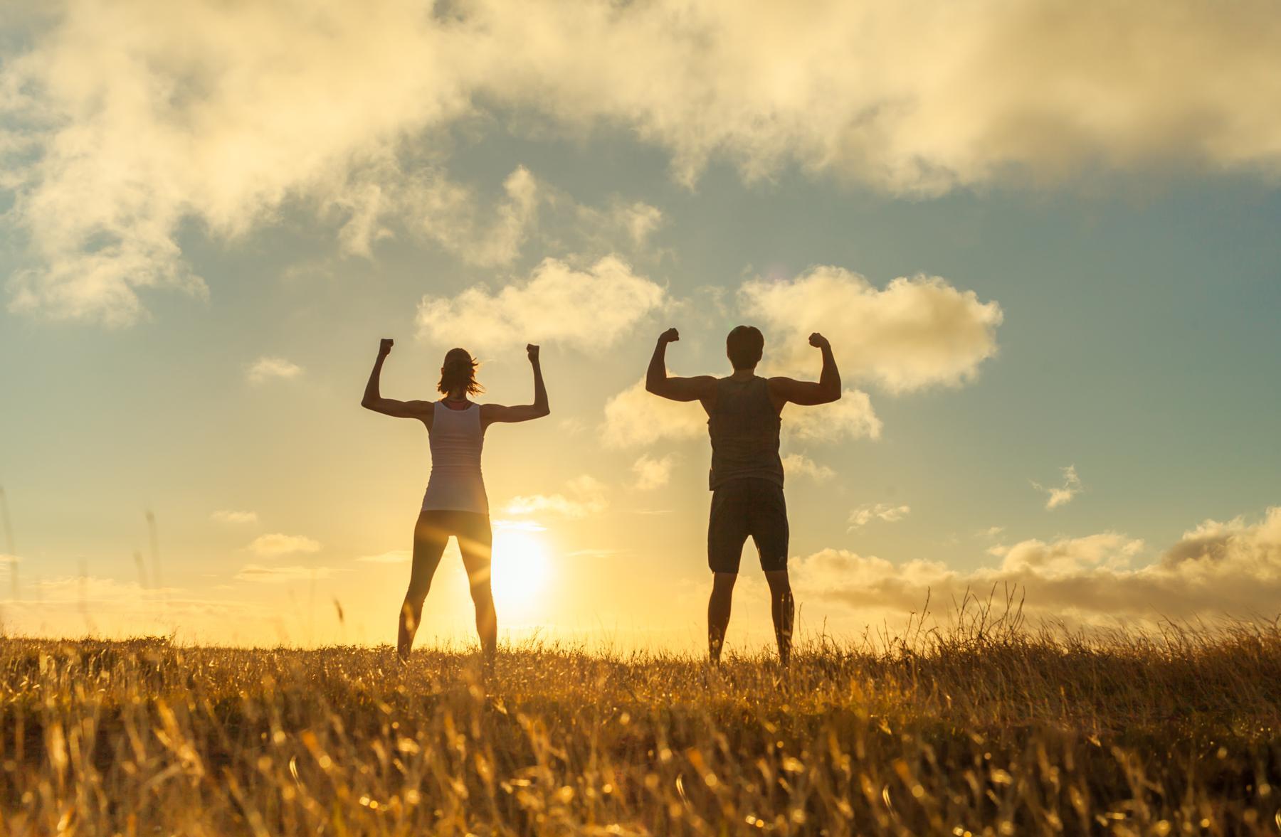 Die psychologische Wirkung von Sport & Training