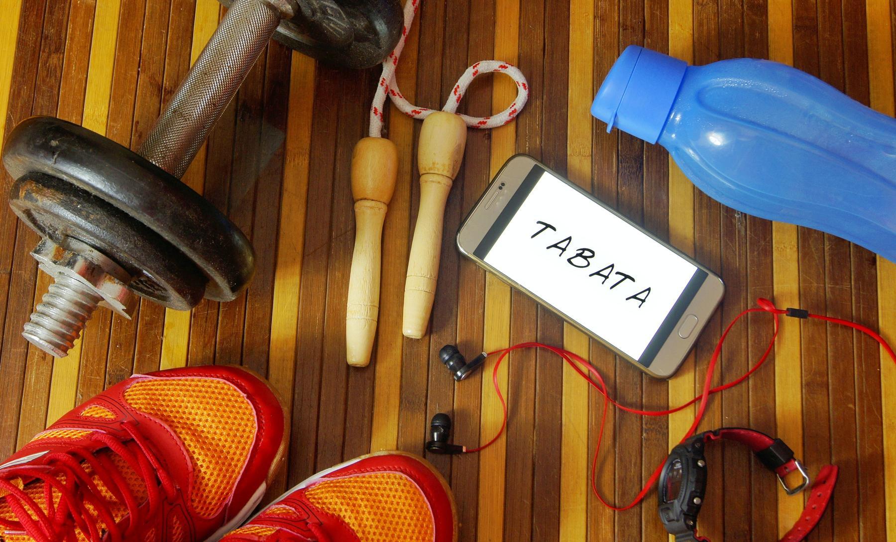 Tabata Workout Plan | Wie du mit Tabata abnimmst