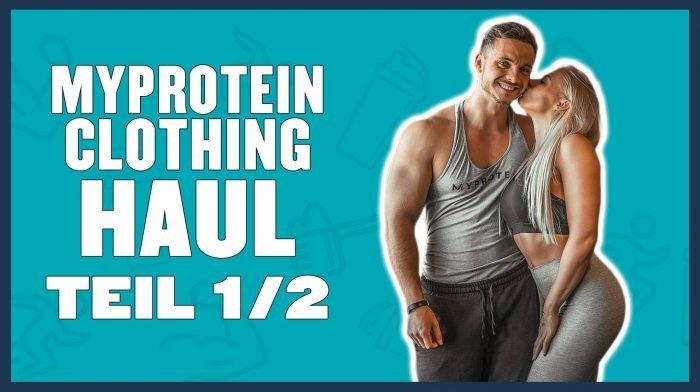 Myprotein Clothing Haul – Teil 1 | Top 5 Damen Outfits fürs Training mit Oskar & Mandy