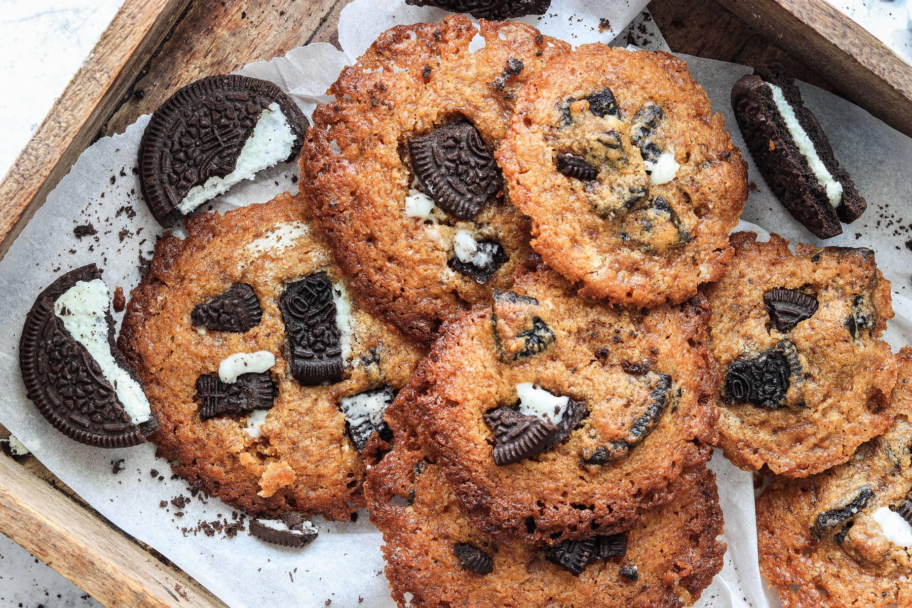 Vegane Oreo Kekse | Ein Himmlischer Snack für Zwischendurch