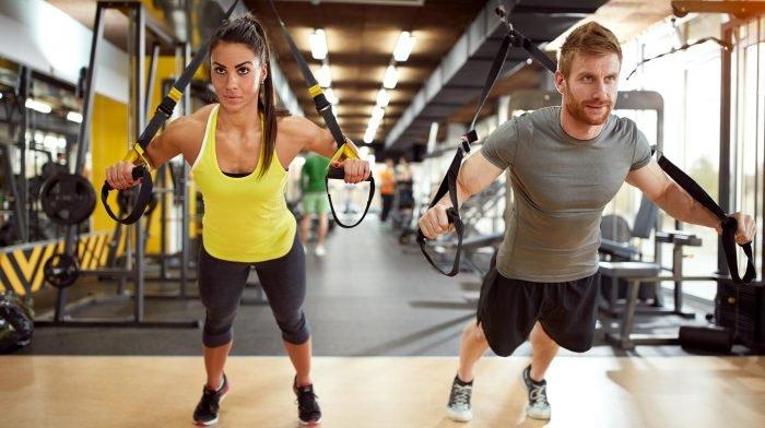 TRX Schulter Workout | 5 Übungen für mehr Kraft
