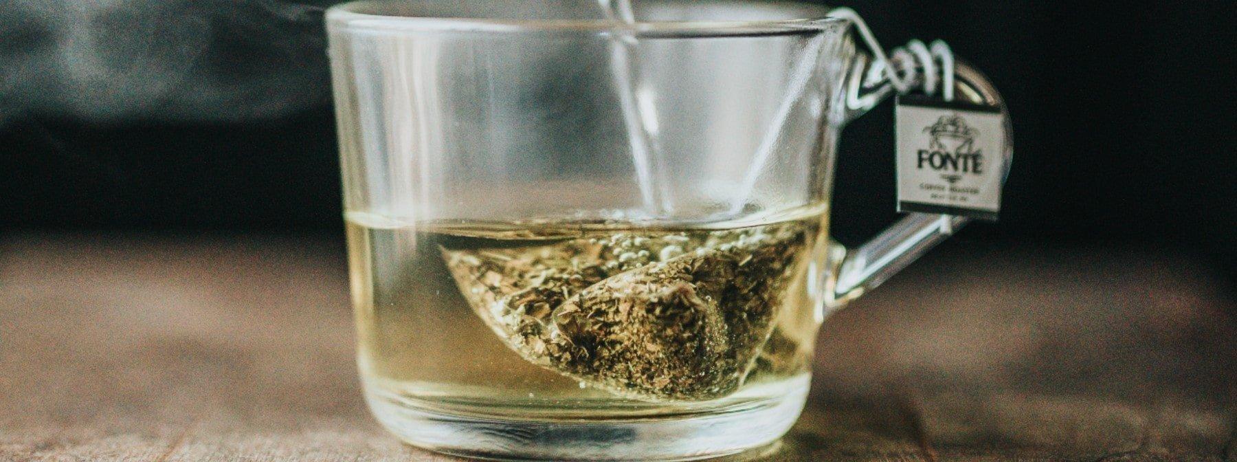 Hilft grüner Tee beim Abnehmen?