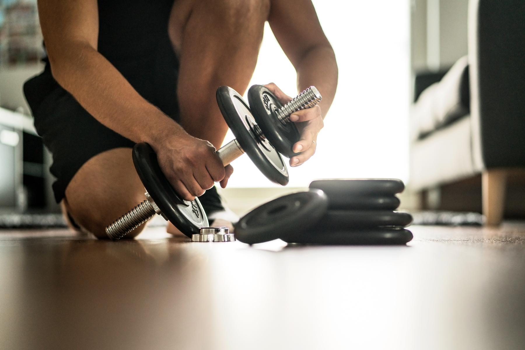 Komme wieder in Form mit diesen 30-Tage Fitness Challenges