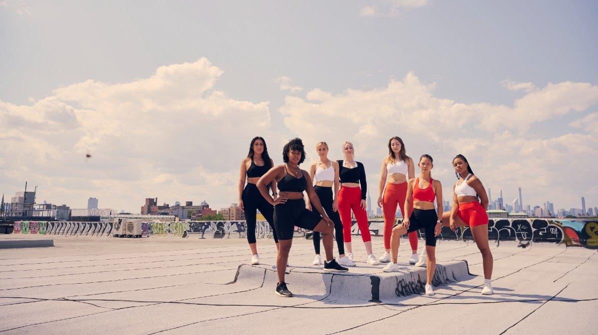 'Trage die verdammten Shorts' | Unsere Ambassadorinnen verraten dir, was sie im Gym bestärkt