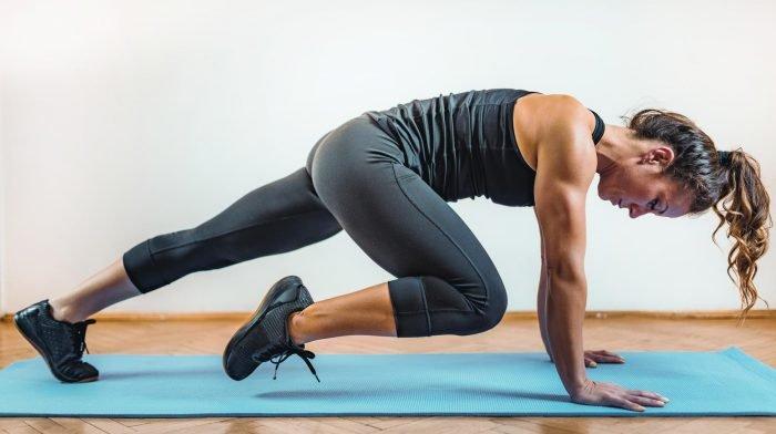 30 Minuten Unterkörper-Workout ohne Equipment