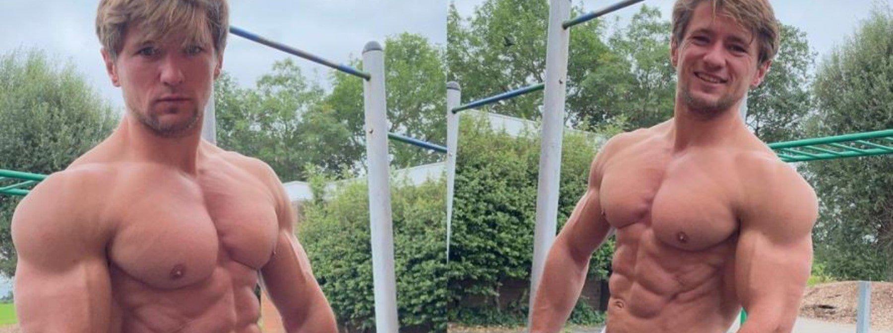 Intensives Bein-Workout mit minimalem Equipment von Kestutis