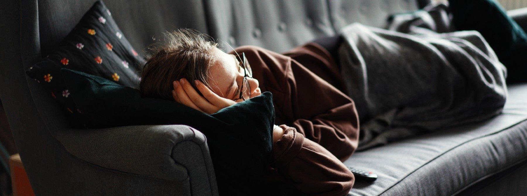 Kurze Nickerchen gleichen Schlafdefizit nicht aus - behauptet Studie
