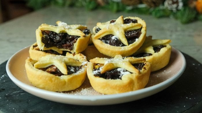 Niall's Easy Christmas Mince Pies