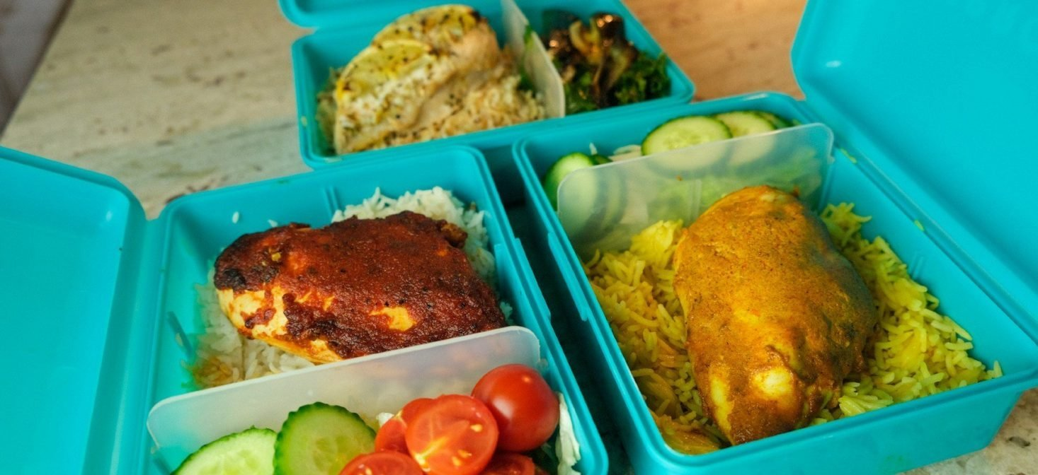 Chicken Breast 3 Ways   Easy Marinades For Healthy Meal Prep