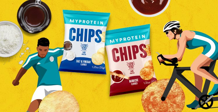 We've Got New Protein Chips, Bars, & Wafers To Help You Snack On Track