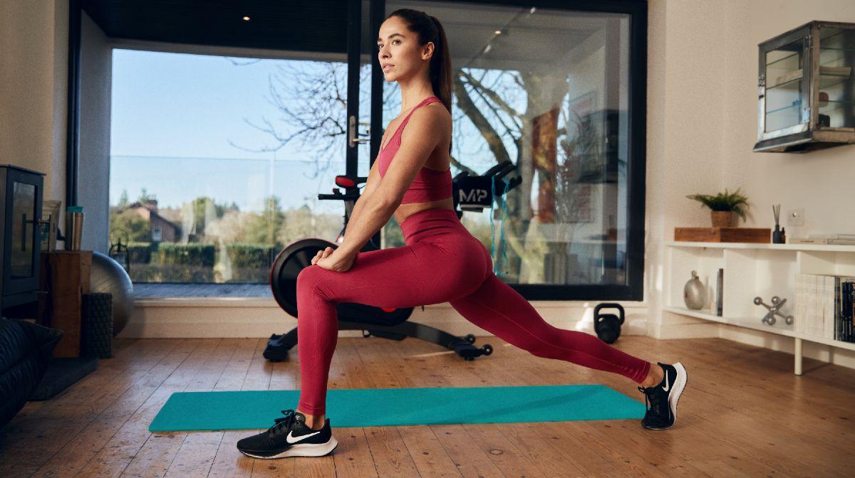 Full-Body Workout | 10 Equipment-Free Exercises