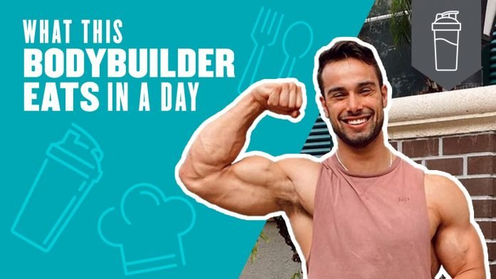 'What I Eat In A Day' With Jordan Morello | See How This Bodybuilder Fuels His Routine