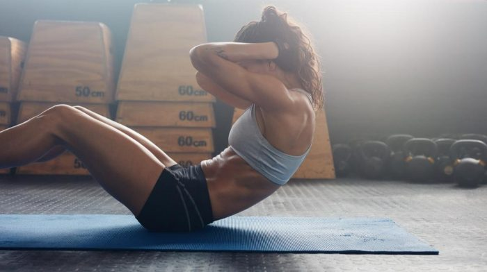 Can You Handle This Gruelling 30-Day Ab Challenge?
