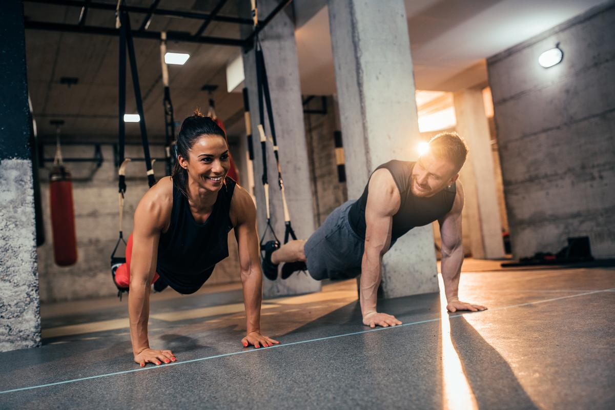 Fitness Workout and Nutrition | Get Fit with this 4-Week Plan