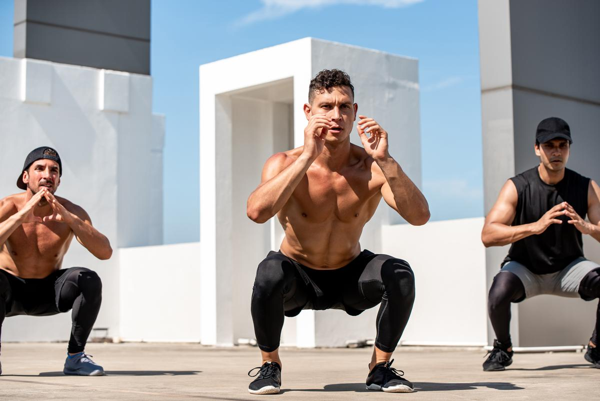20 Minute HIIT Workout for Fat Loss