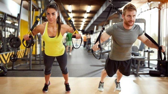 TRX Shoulder Workout | 5 Exercises for Strength
