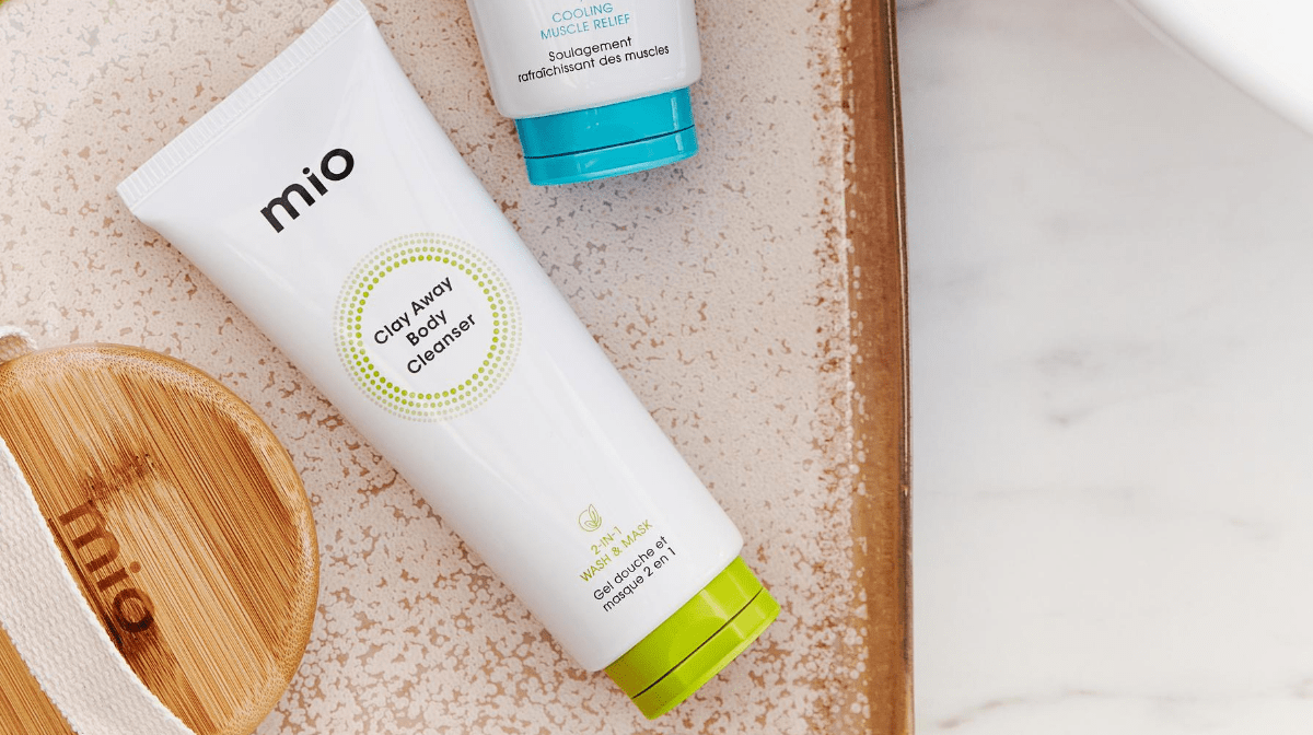 Mio Skincare Clay Away Body Cleanser