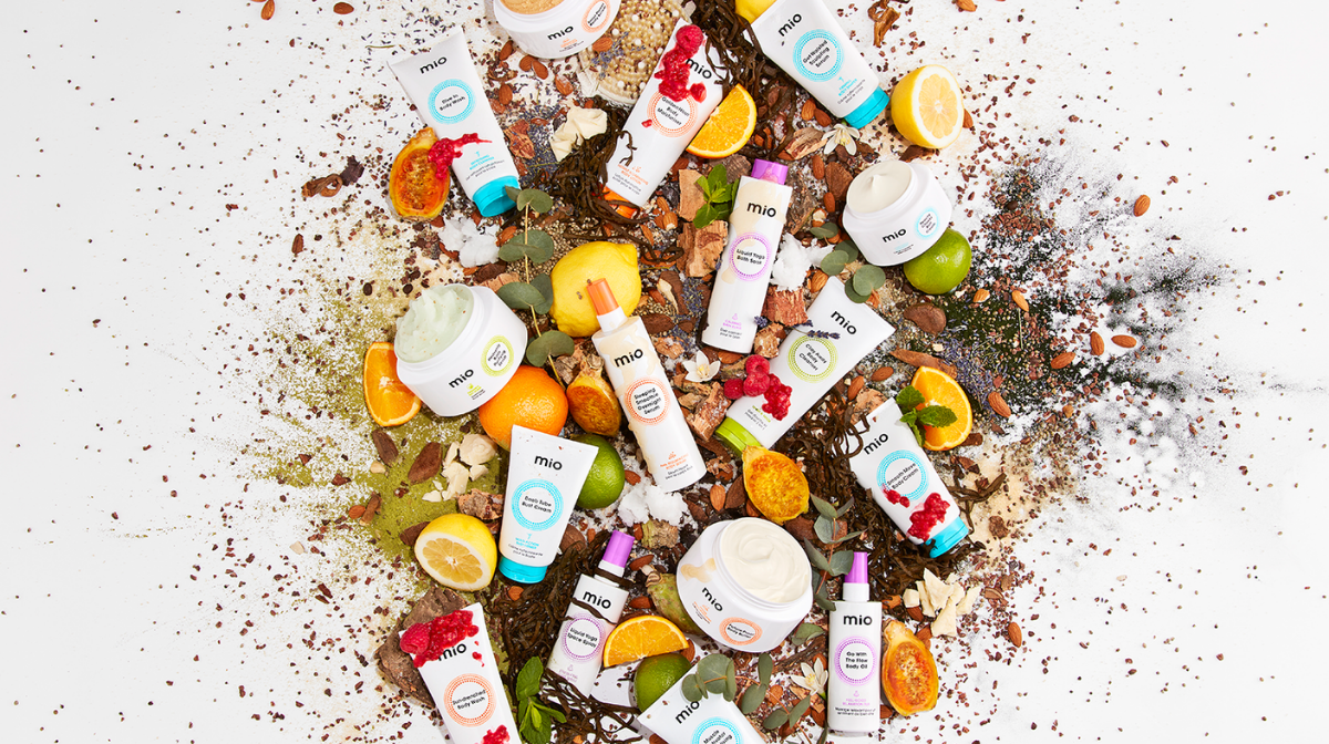 The Mission? Body Loving Vibes, Bottled | Your New Mio