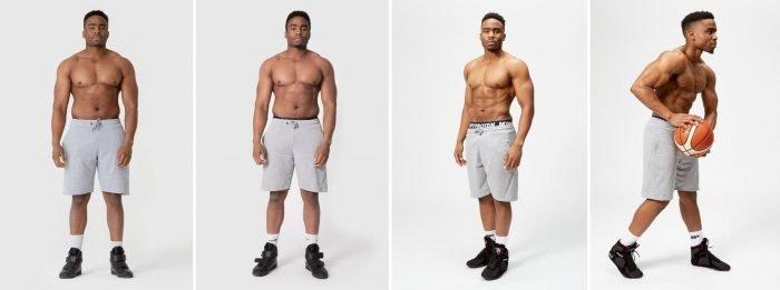Wie man zu einem Bodybuilder mit Bürojob wird   Neo's Fitness-Reise