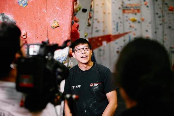 Chi Cheng   Lerne den Trainer hinter der #MyChallenge kennen