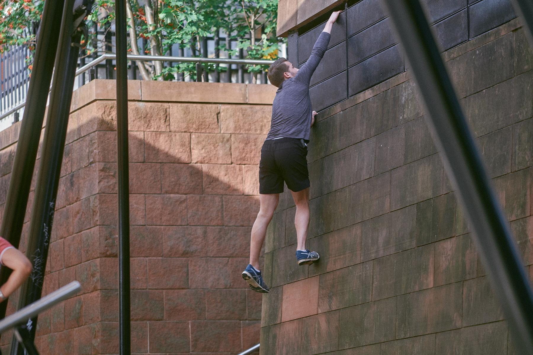 Wie du nach einem Sturz wieder aufstehst | Stephen's #MyChallenge
