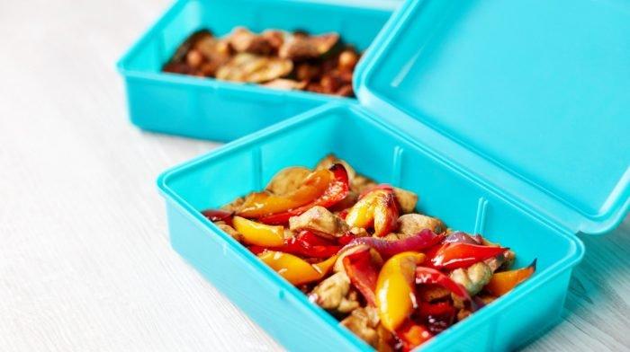 Einfaches Alu-Folien Meal-Prep | Hühnchen Zweierlei
